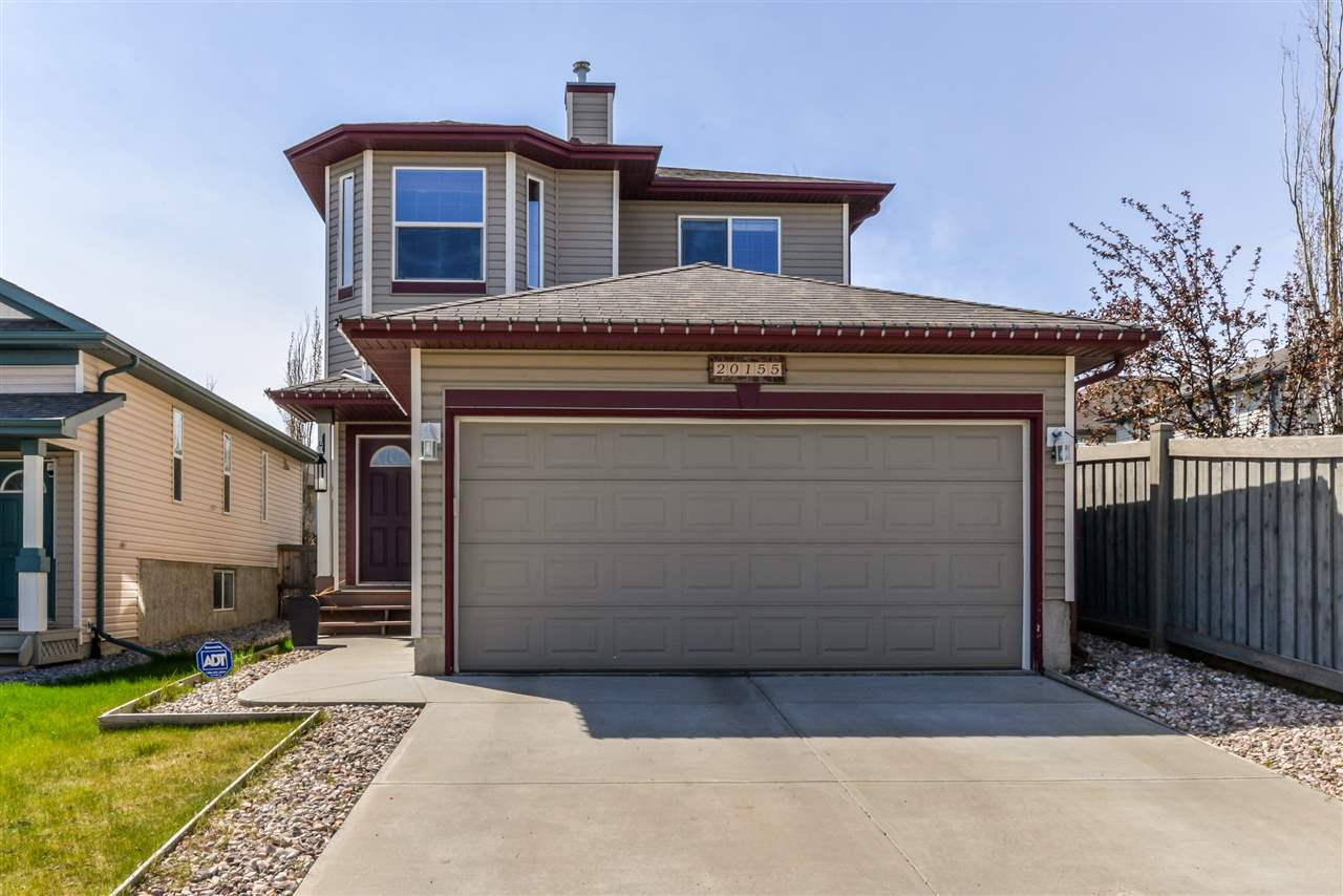 MLS® listing #E4157797 for sale located at 20155 48 Avenue