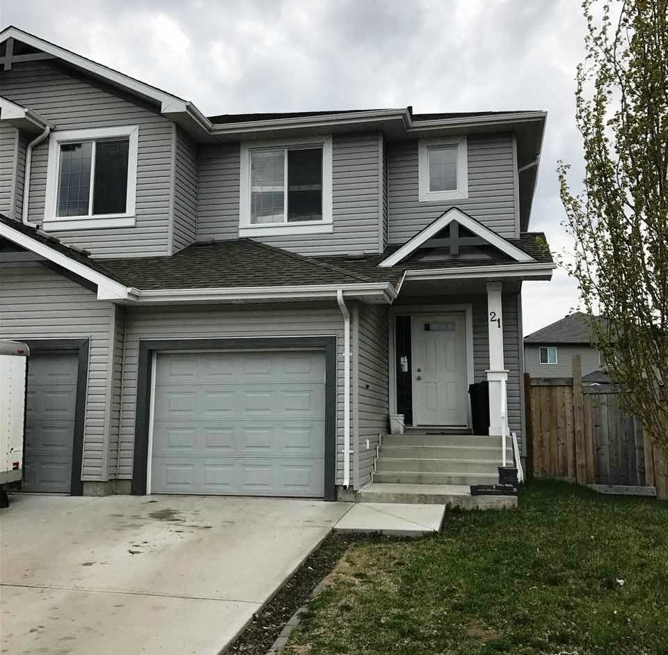 MLS® listing #E4157801 for sale located at 21 CARAGANA Way