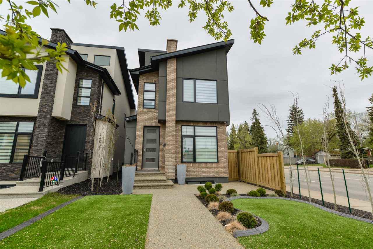 MLS® listing #E4157810 for sale located at 14041 101A Avenue