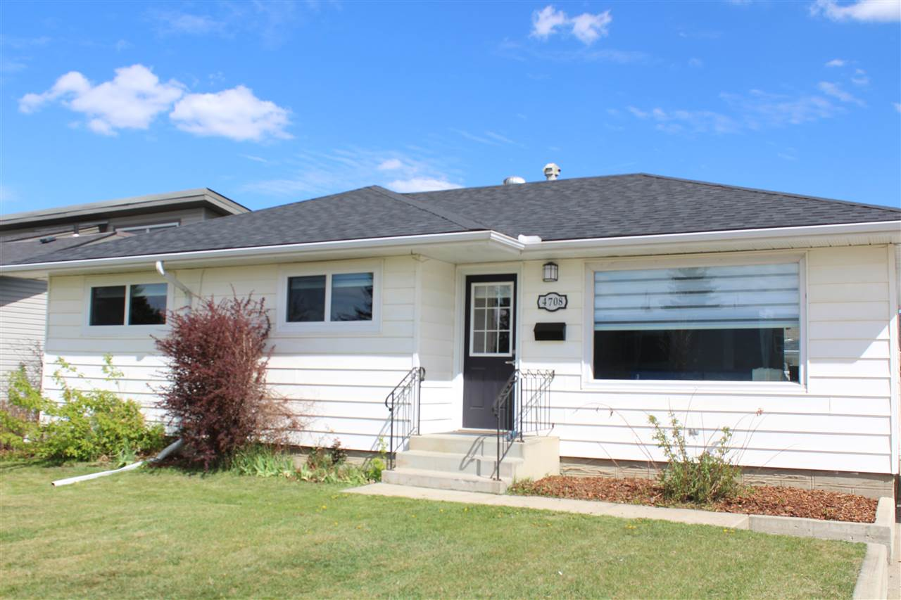MLS® listing #E4157812 for sale located at 4708 106 Avenue