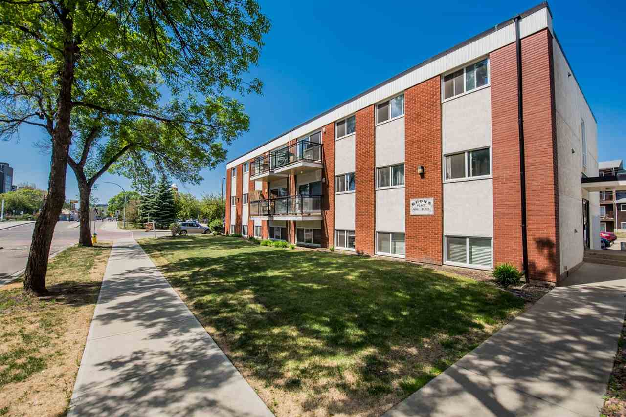 MLS® listing #E4157829 for sale located at 202 10160 83 Avenue
