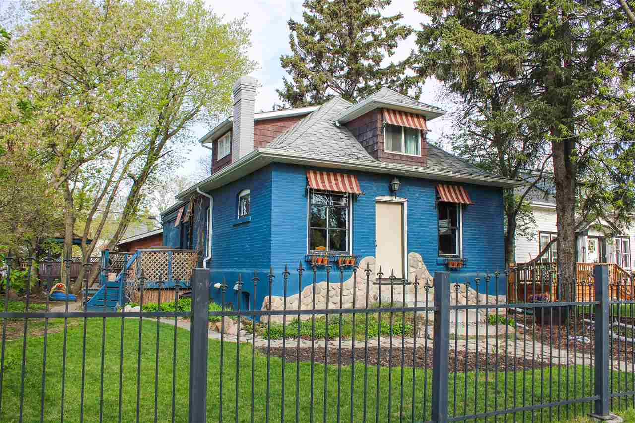 MLS® listing #E4157839 for sale located at 11208 127 Street