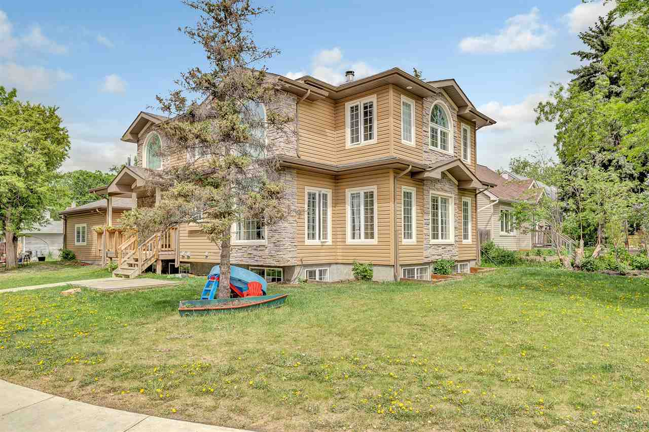 MLS® listing #E4157846 for sale located at 6603 110 Street