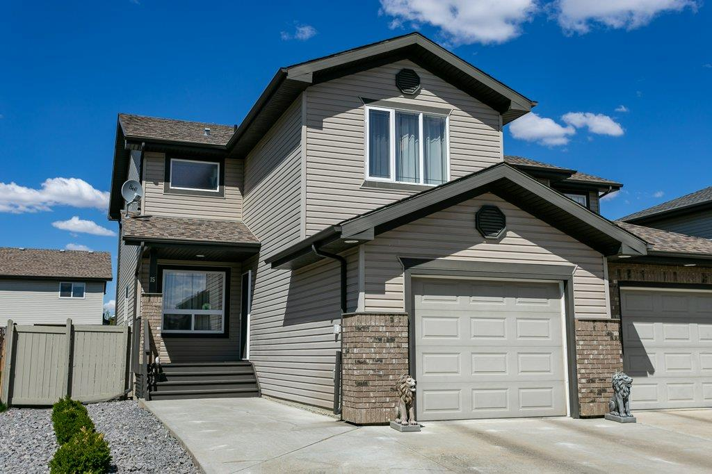 MLS® listing #E4157861 for sale located at 15 Norelle Terrace