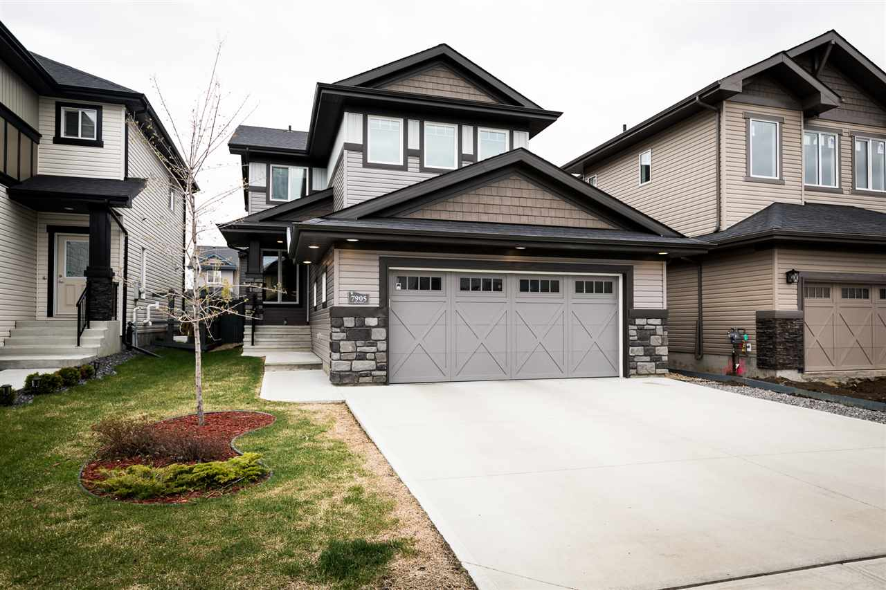 MLS® listing #E4157899 for sale located at 7905 GETTY Place