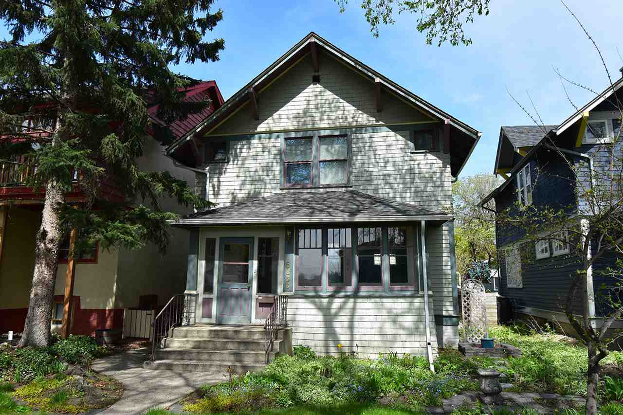 MLS® listing #E4157906 for sale located at 9836 87 Avenue