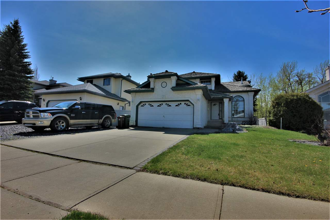 MLS® listing #E4157922 for sale located at 10 HOLMGREN Crescent