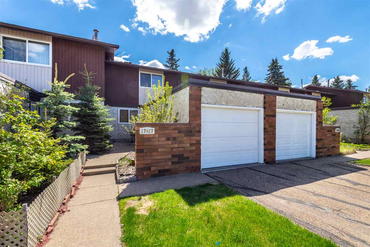 MLS® listing #E4157938 for sale located at 17427 77 Avenue