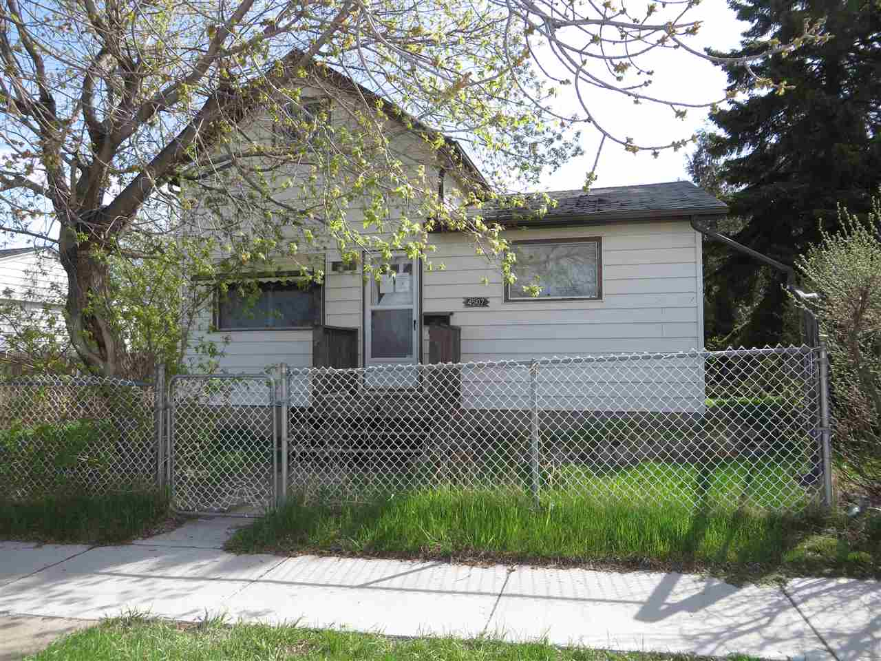 MLS® listing #E4157941 for sale located at 4507 48 Street