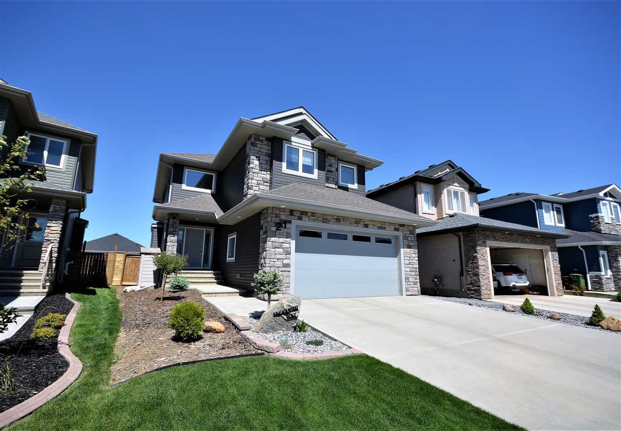 MLS® listing #E4157951 for sale located at 21 ENCHANTED Way