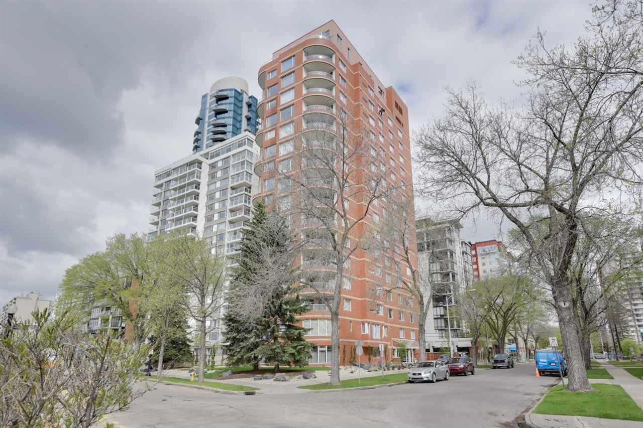 MLS® listing #E4157963 for sale located at 402 10010 119 Street