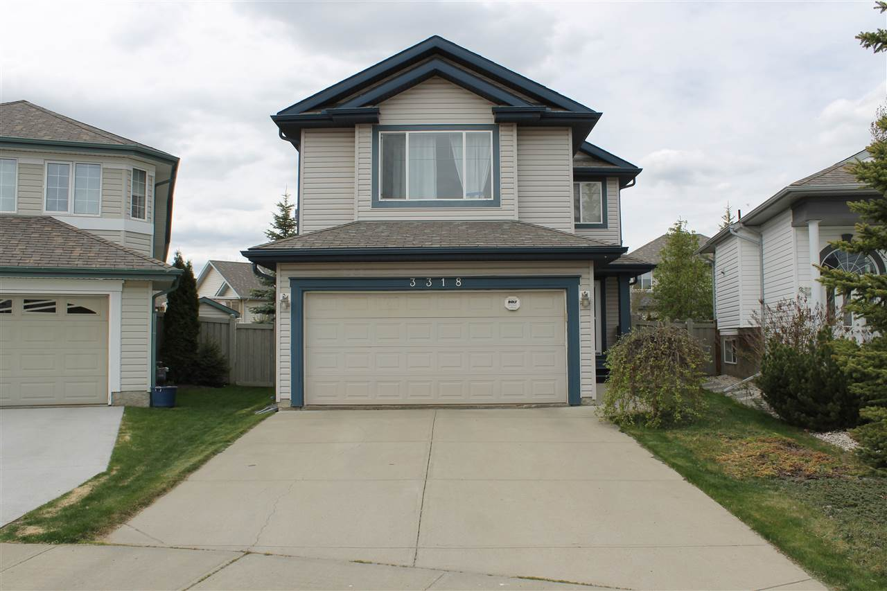 MLS® listing #E4158009 for sale located at 3318 MCPHADDEN Close
