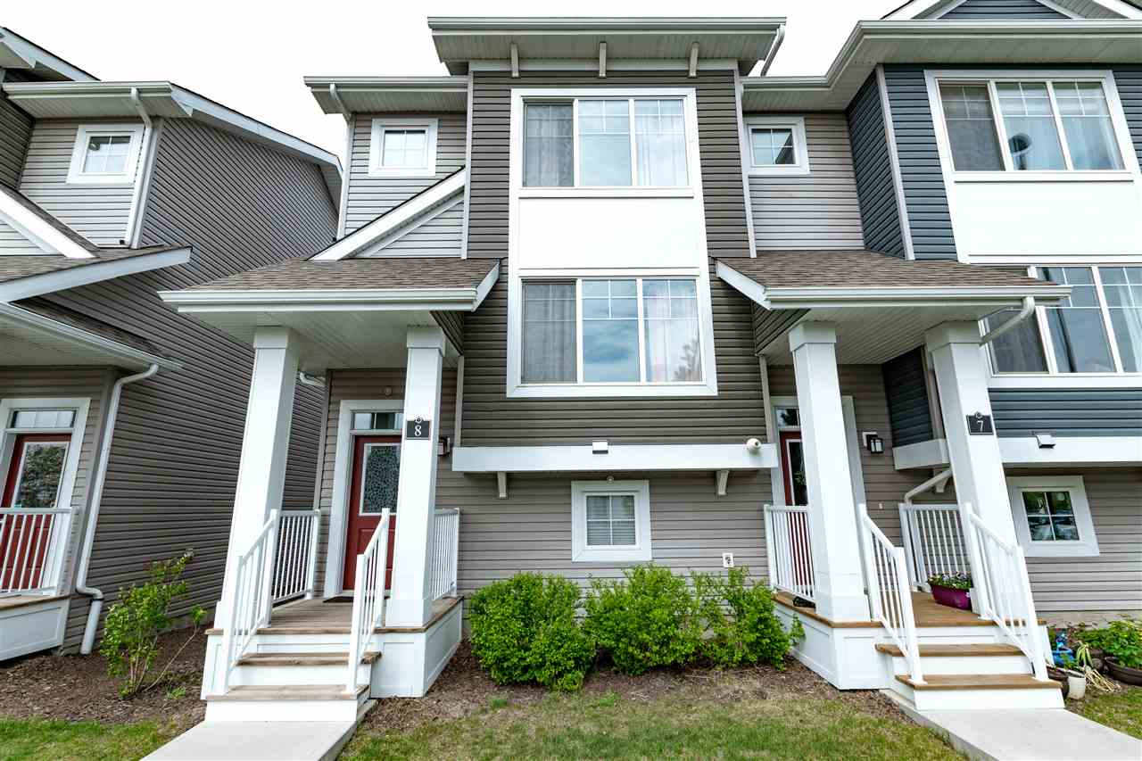 MLS® listing #E4158037 for sale located at 8 140 YOUVILLE Drive E