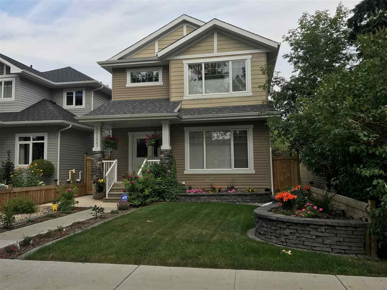 MLS® listing #E4158042 for sale located at 10223 147 Street