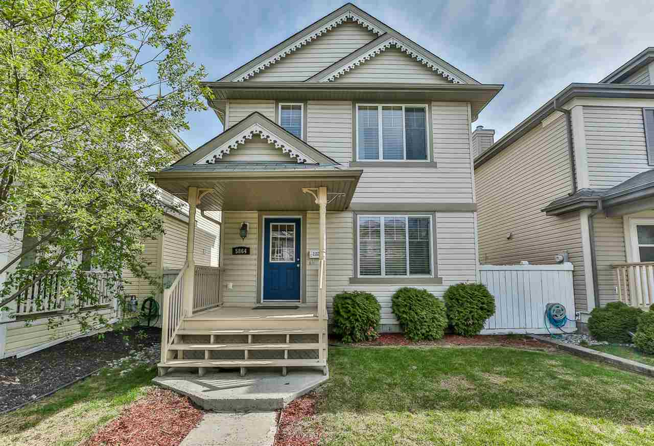 MLS® listing #E4158061 for sale located at 5864 SUTTER Place