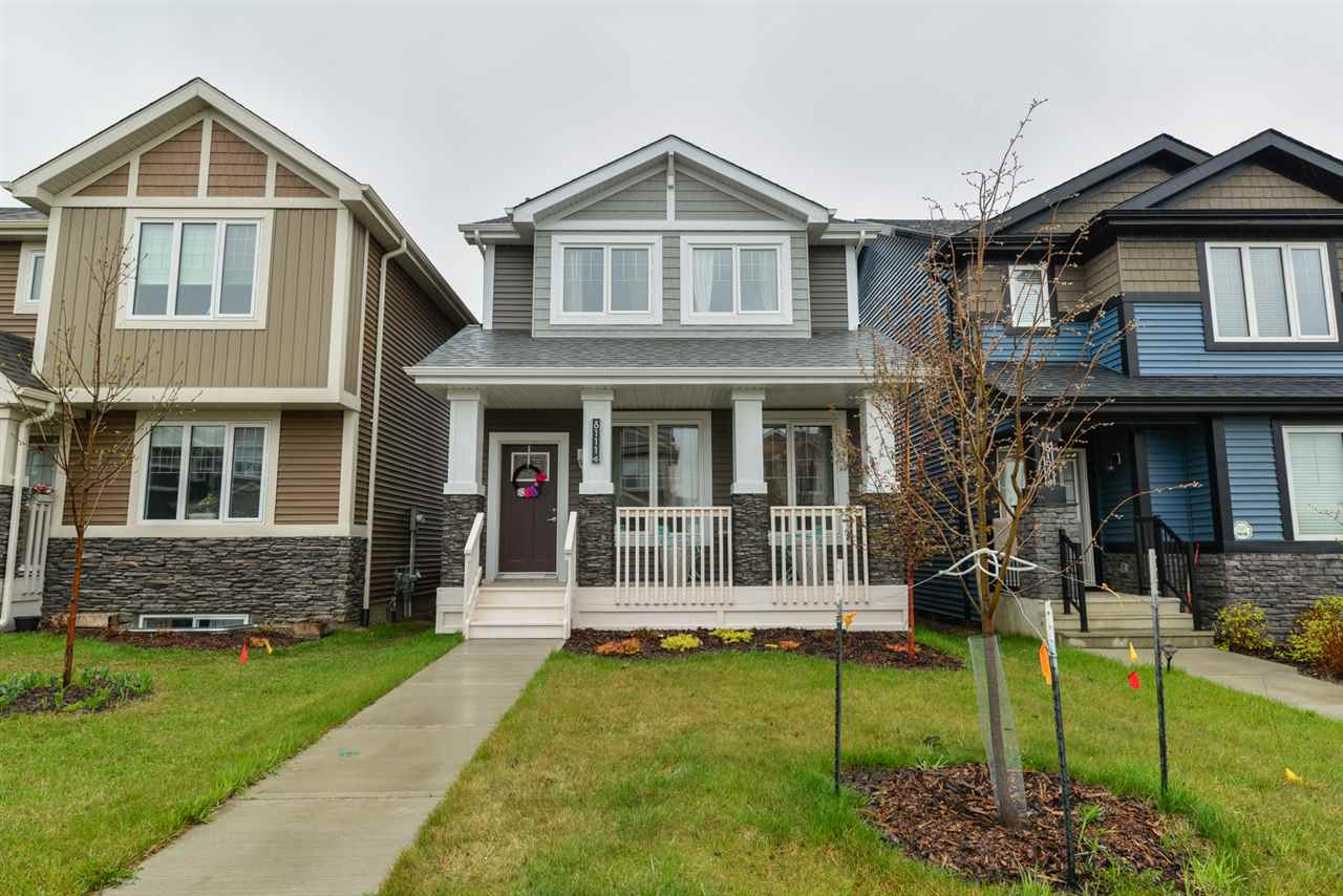 MLS® listing #E4158086 for sale located at 8111 225 Street