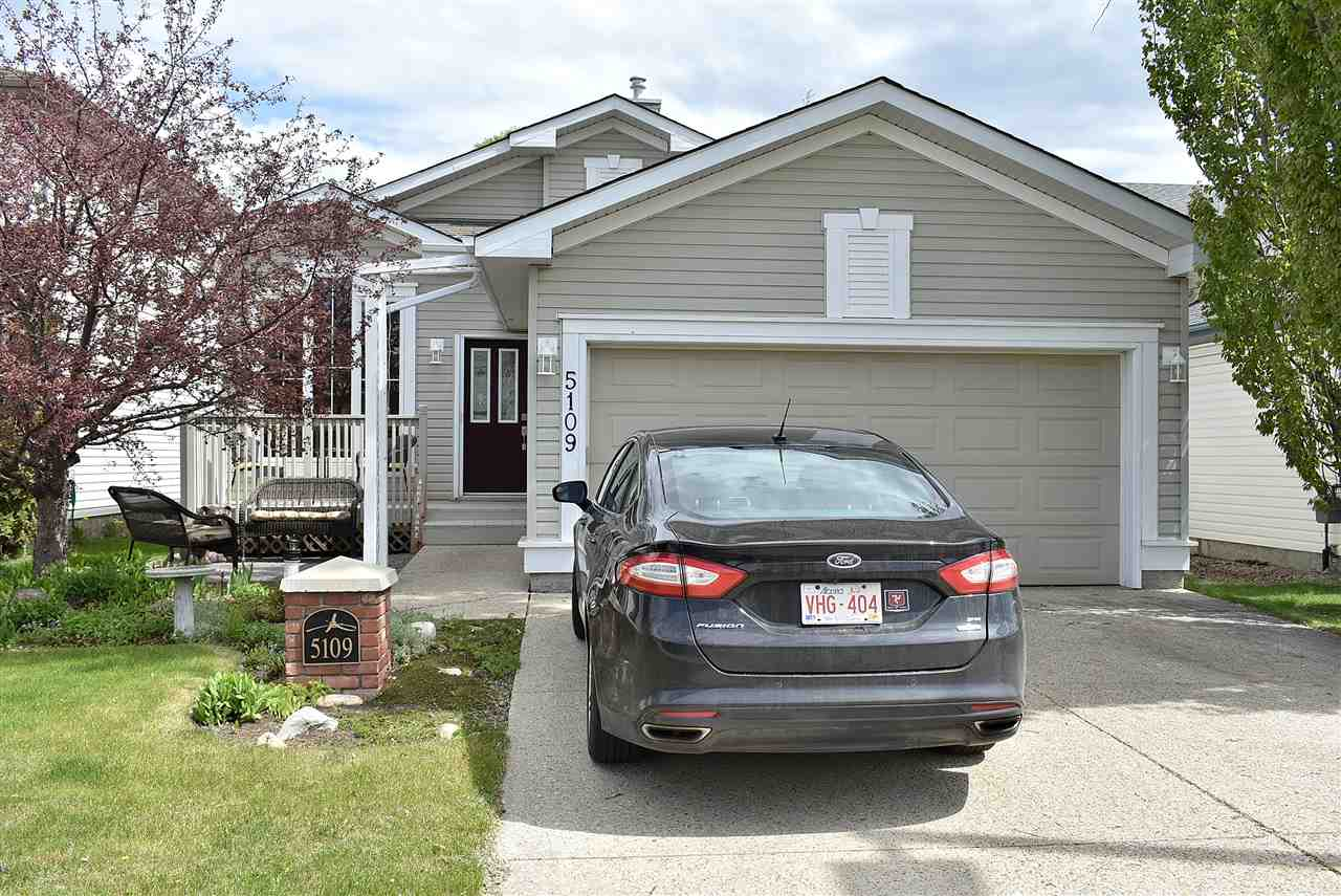 MLS® listing #E4158110 for sale located at 5109 190A Street