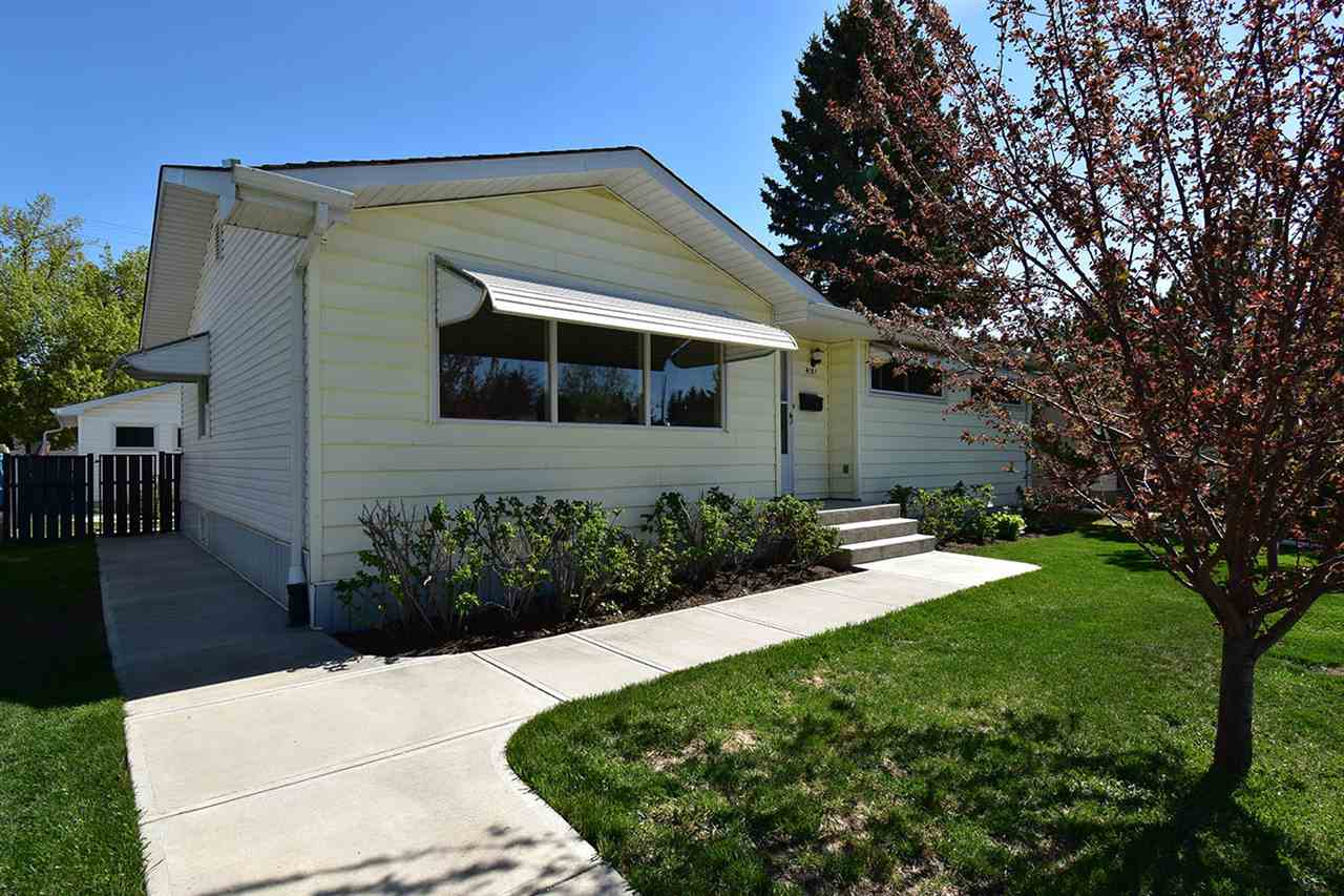 MLS® listing #E4158111 for sale located at 4151 122 Street