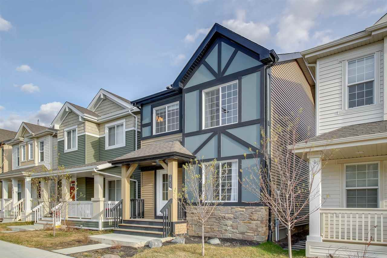MLS® listing #E4158113 for sale located at 2805 COUGHLAN Green