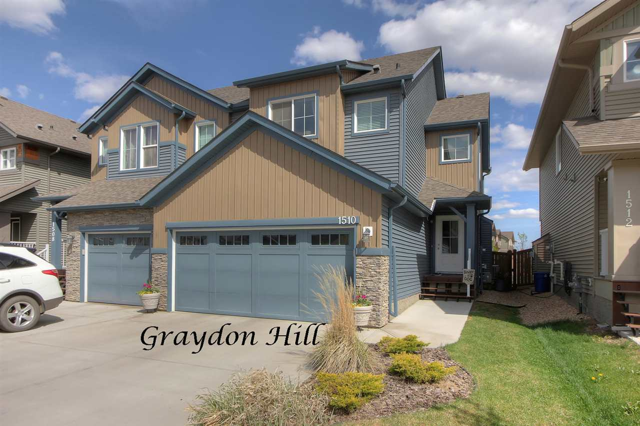 MLS® listing #E4158120 for sale located at 1510 GRAYDON HILL Point(e)