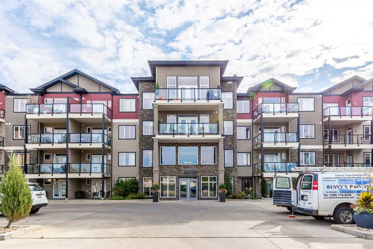 MLS® listing #E4158125 for sale located at 301 12408 15 Avenue