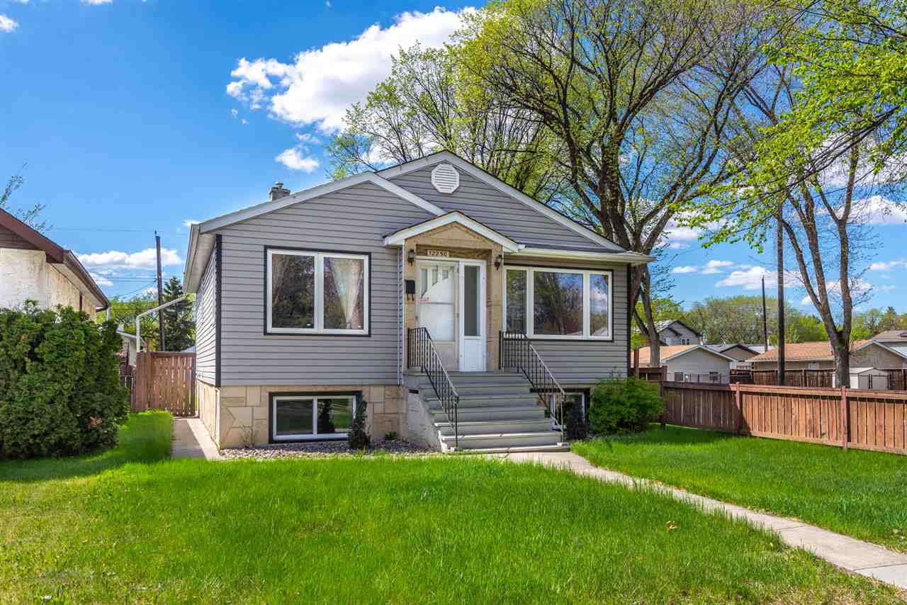 MLS® listing #E4158126 for sale located at 12250 105 Street