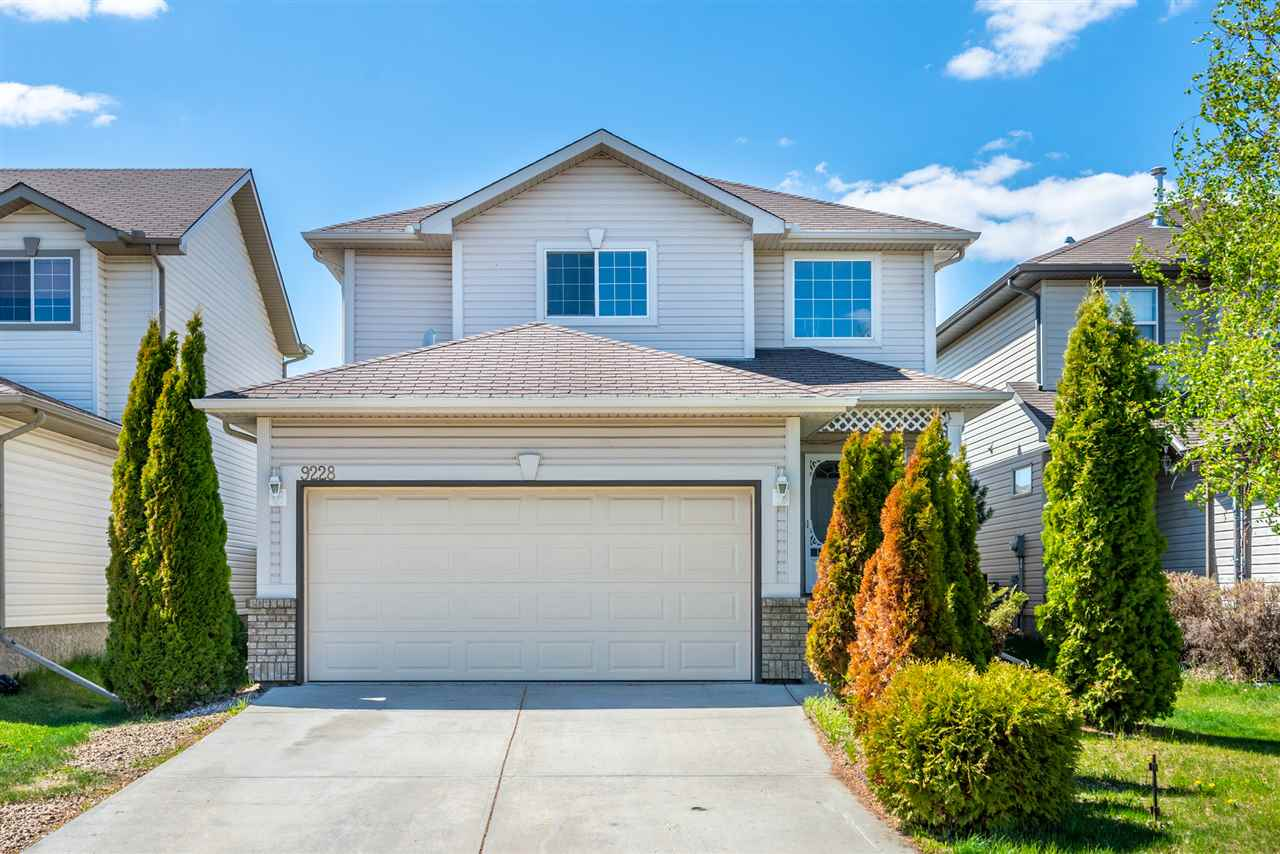 MLS® listing #E4158128 for sale located at 9228 164 Avenue