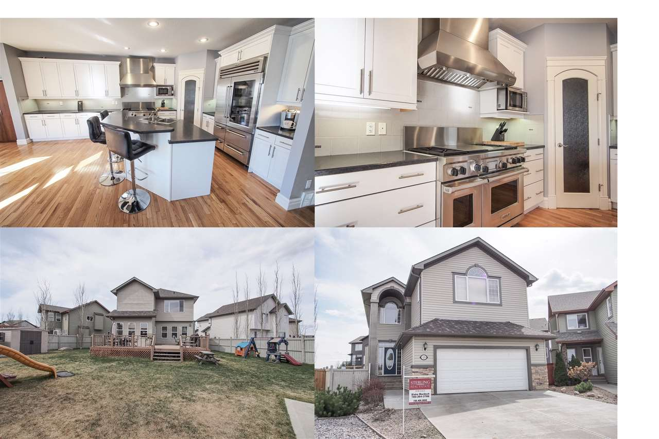 MLS® listing #E4158131 for sale located at 13 HARWOOD Court