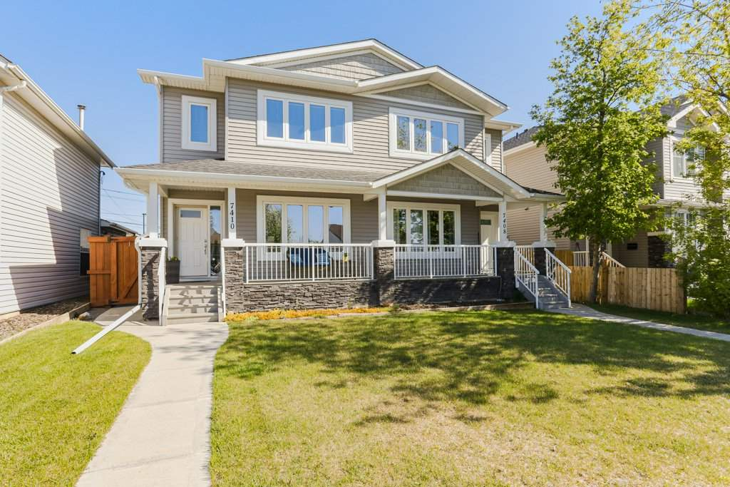 MLS® listing #E4158141 for sale located at 7410 81 Avenue