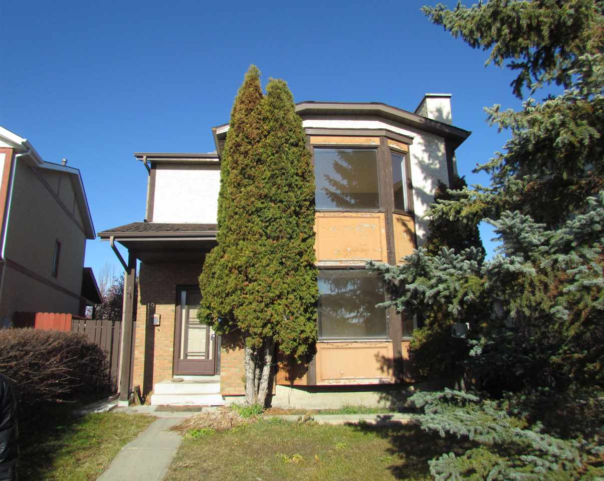 MLS® listing #E4158150 for sale located at 1922 108 Street
