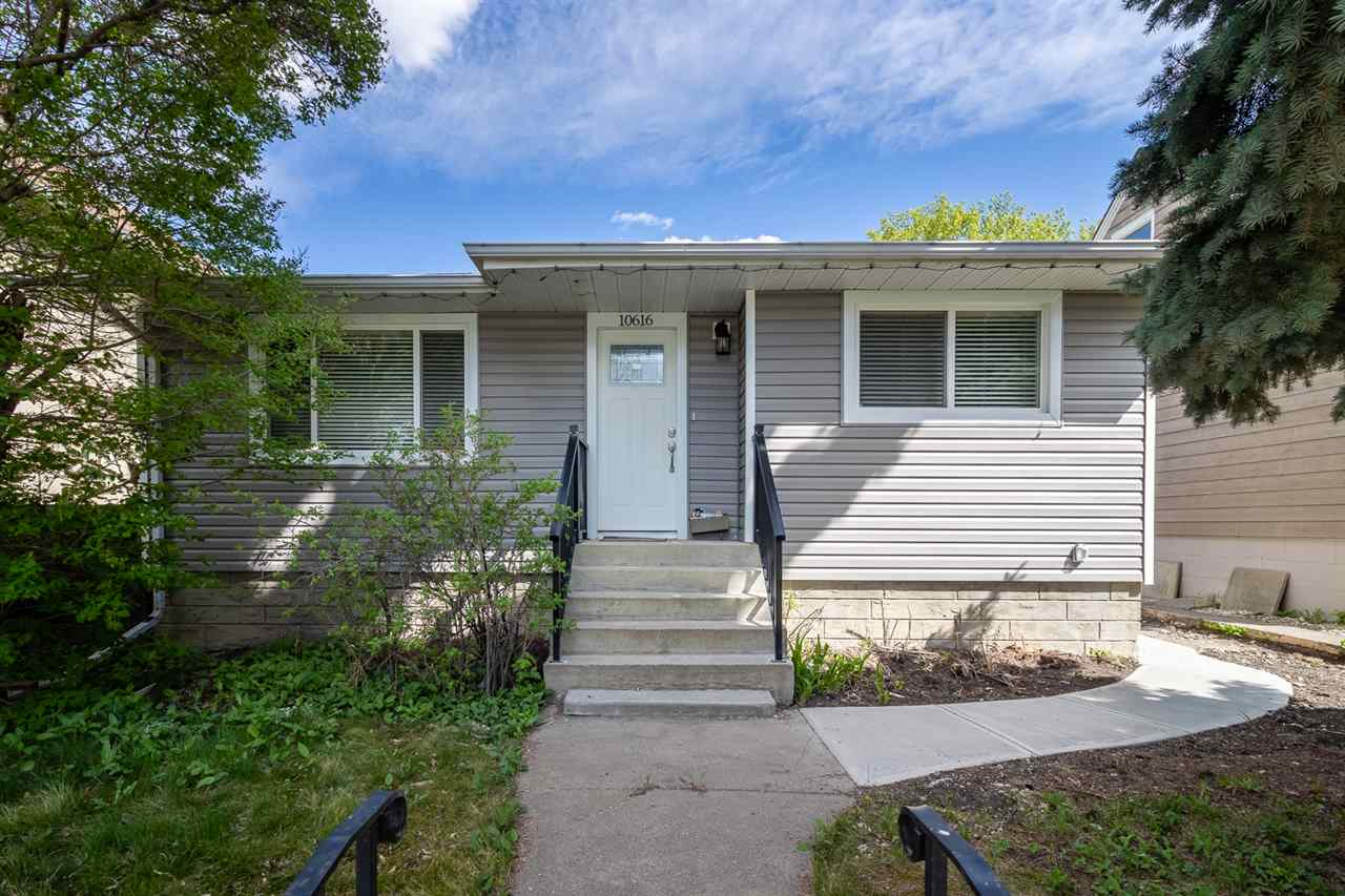 MLS® listing #E4158175 for sale located at 10616 76 Avenue