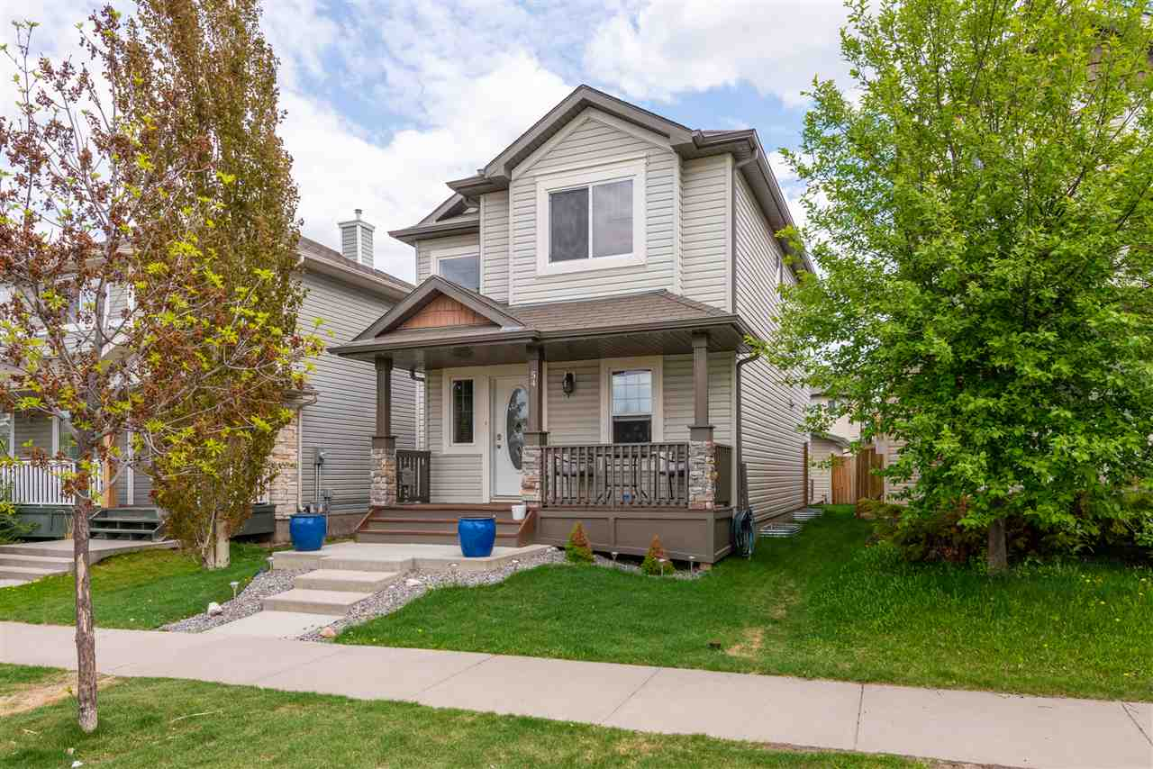 MLS® listing #E4158176 for sale located at 54 Spruce Village Dr West