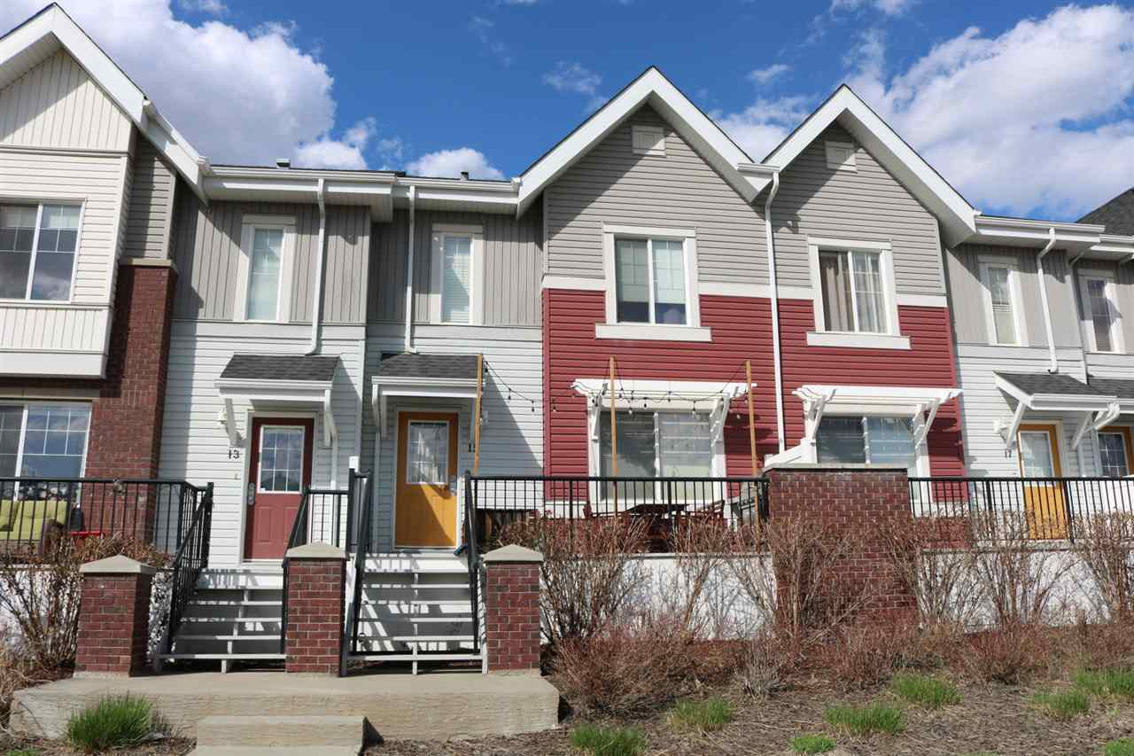 MLS® listing #E4158197 for sale located at 15 2336 ASPEN Trail