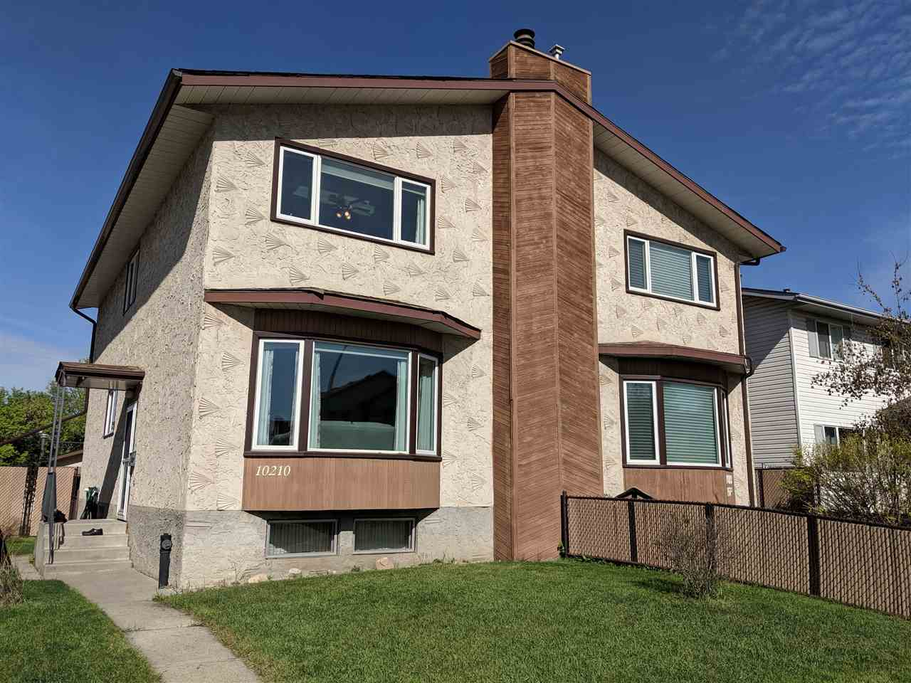 MLS® listing #E4158209 for sale located at 10210 154 Street