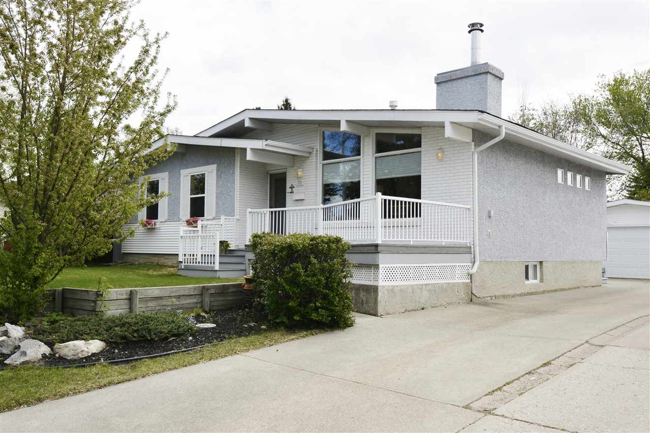MLS® listing #E4158225 for sale located at 26 LIVINGSTONE Crescent