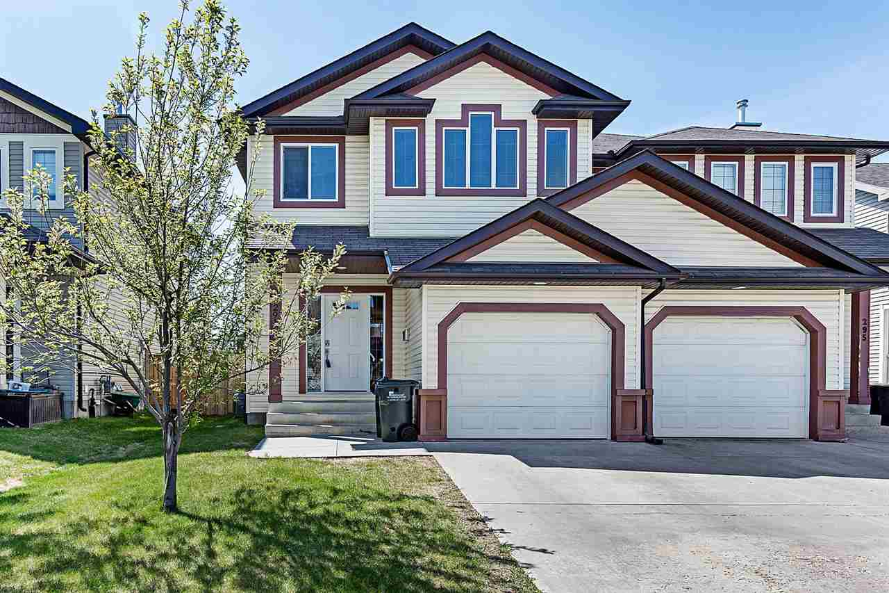 MLS® listing #E4158230 for sale located at 291 SUMMERTON Crescent