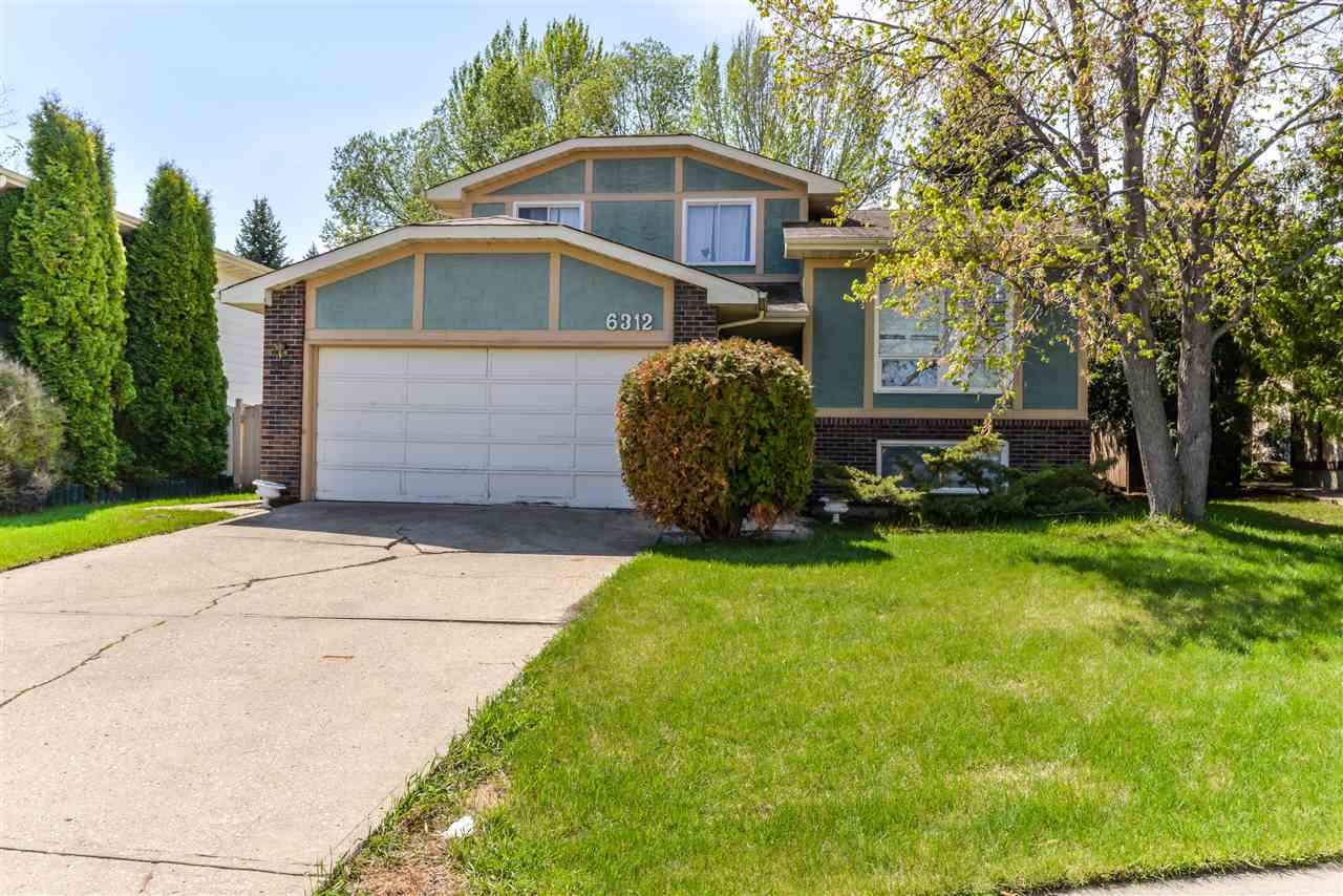 MLS® listing #E4158244 for sale located at 6312 187 Street