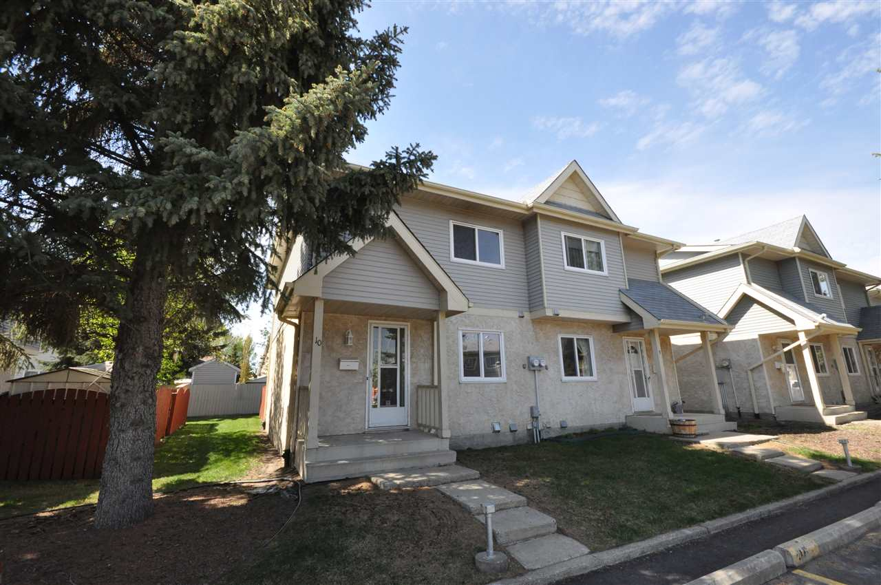 MLS® listing #E4158259 for sale located at 10 9619 180 Street