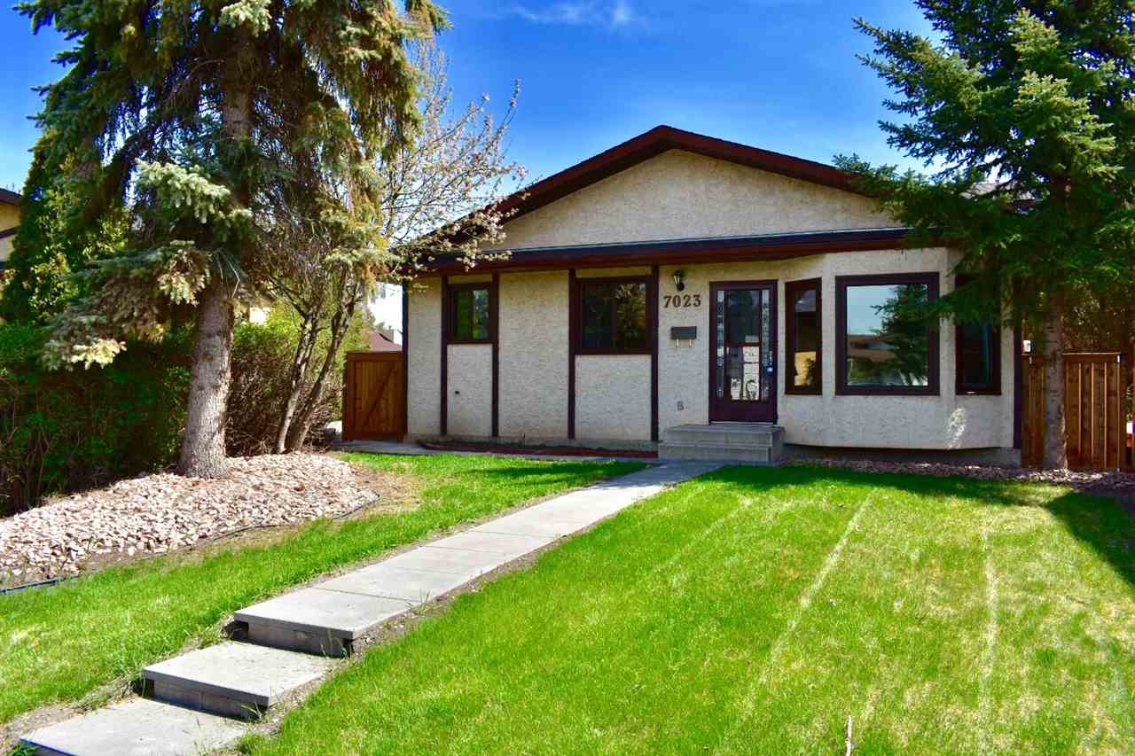 MLS® listing #E4158266 for sale located at 7023 189 Street NW