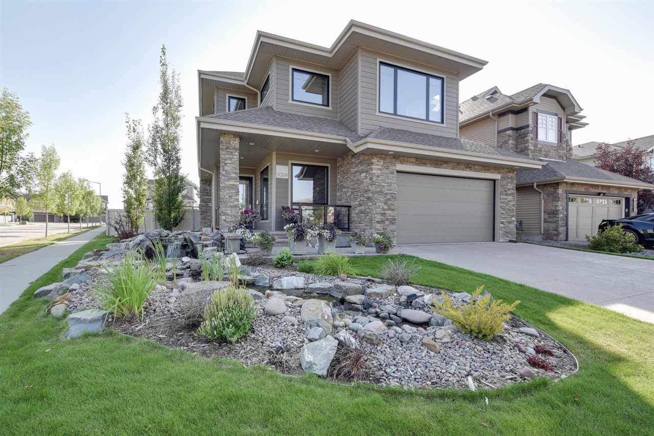 MLS® listing #E4158296 for sale located at 2029 Cameron Ravine Way
