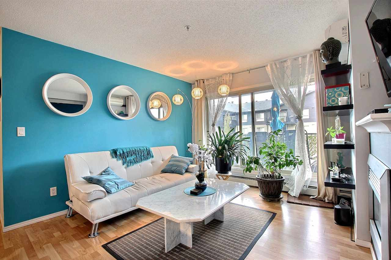 MLS® listing #E4158300 for sale located at 302 17003 67 Avenue
