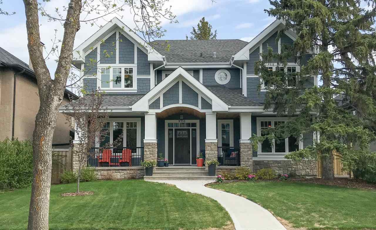 MLS® listing #E4158305 for sale located at 9751 145 Street