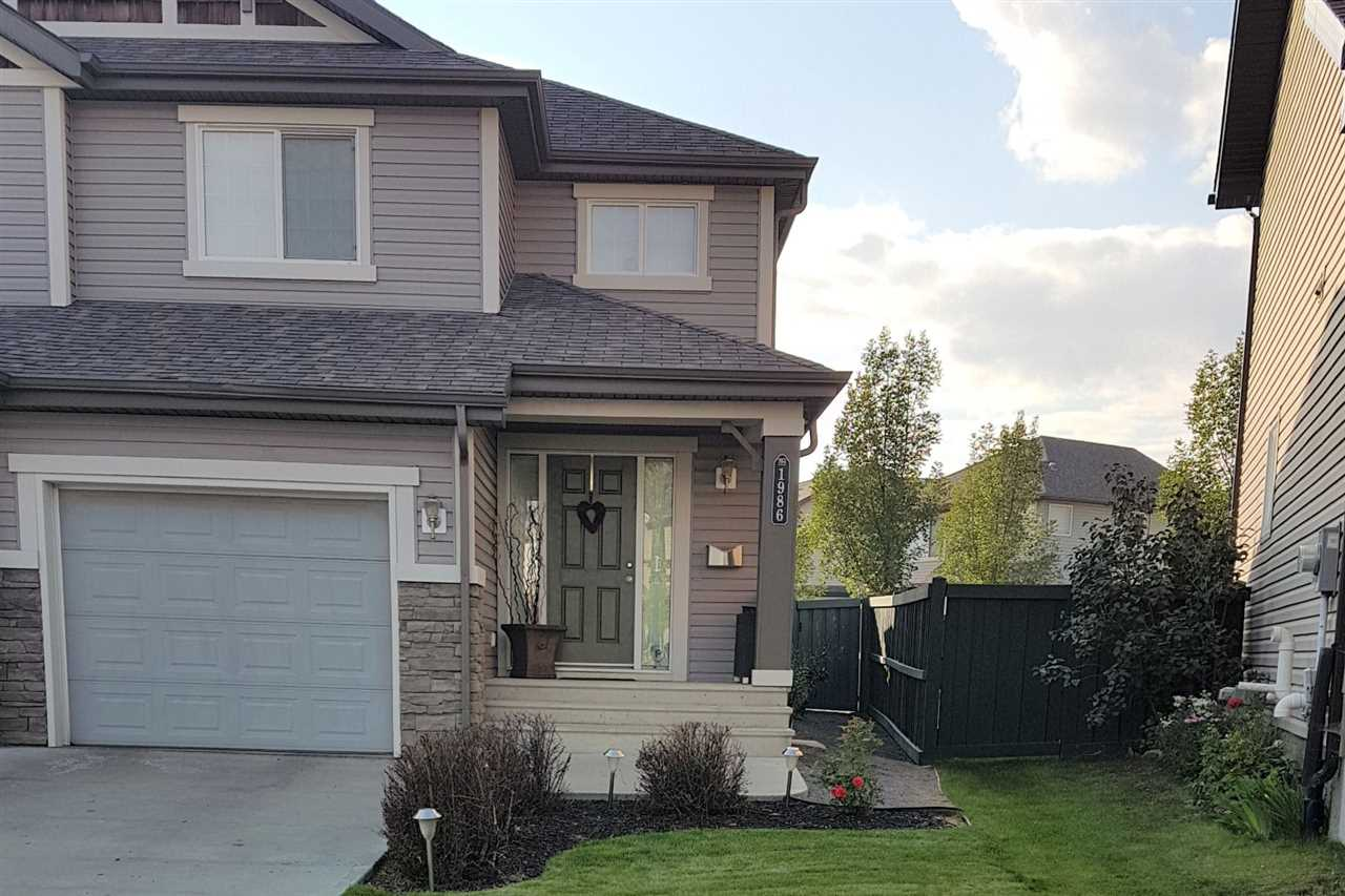 MLS® listing #E4158330 for sale located at 1986 119A Street