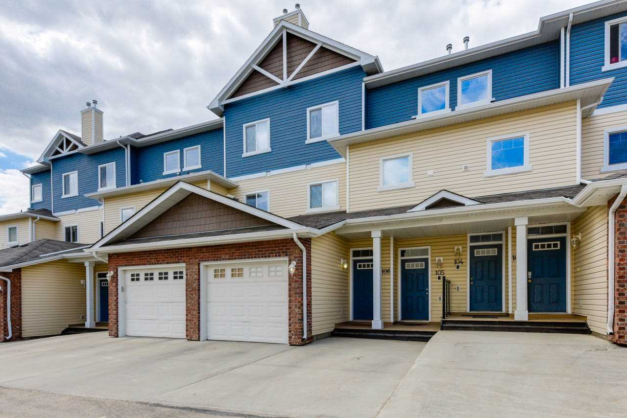 MLS® listing #E4158357 for sale located at 106 3010 33 Avenue