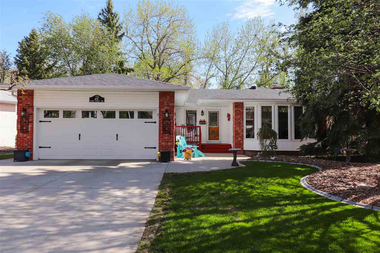 MLS® listing #E4158362 for sale located at 33 FAIR OAKS Drive