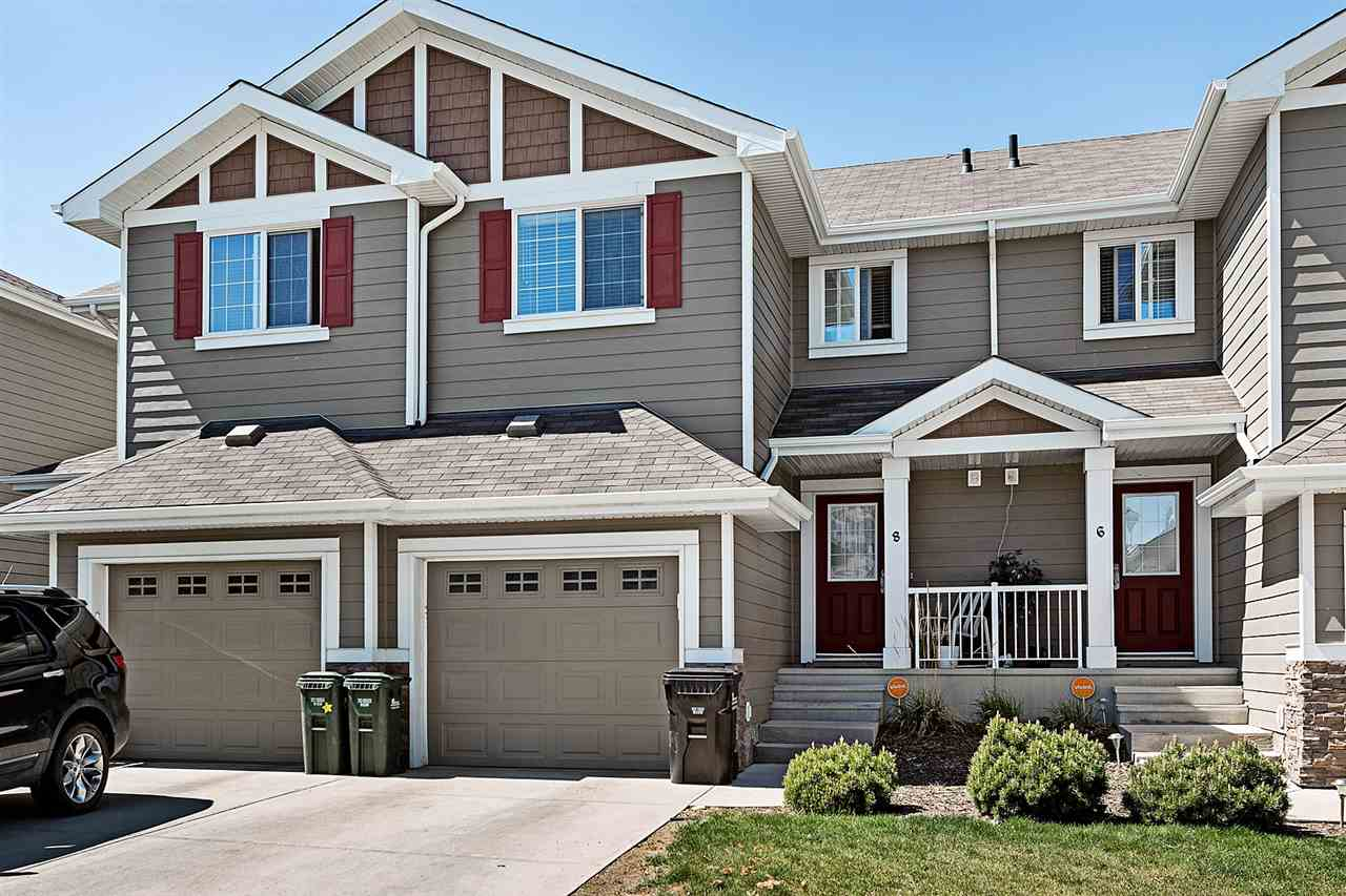 MLS® listing #E4158388 for sale located at 8 219 CHARLOTTE Way
