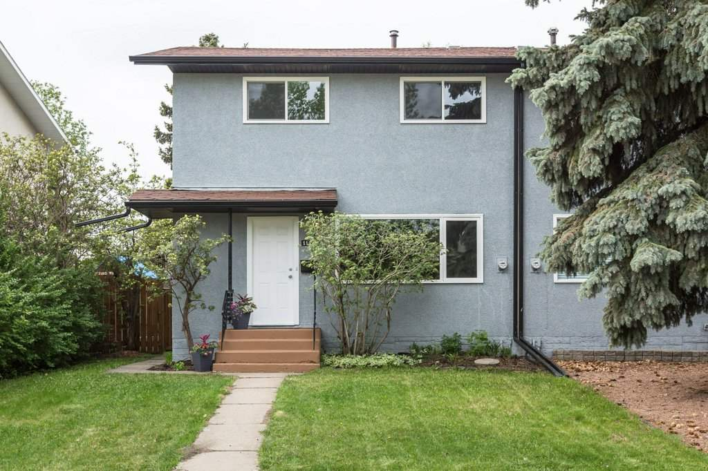 MLS® listing #E4158393 for sale located at 11443 39 Avenue