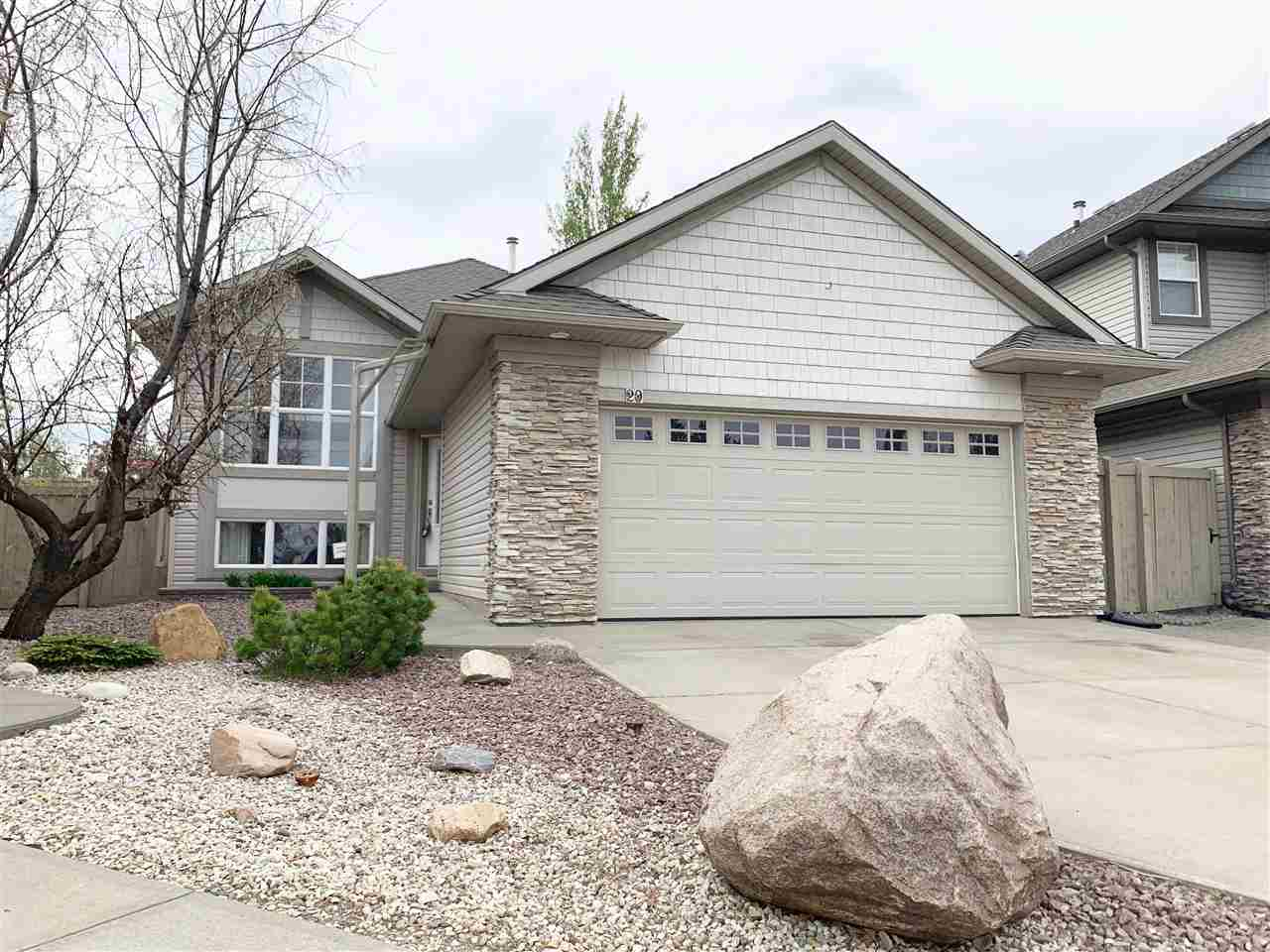 MLS® listing #E4158410 for sale located at 29 RIDGEHAVEN Crescent
