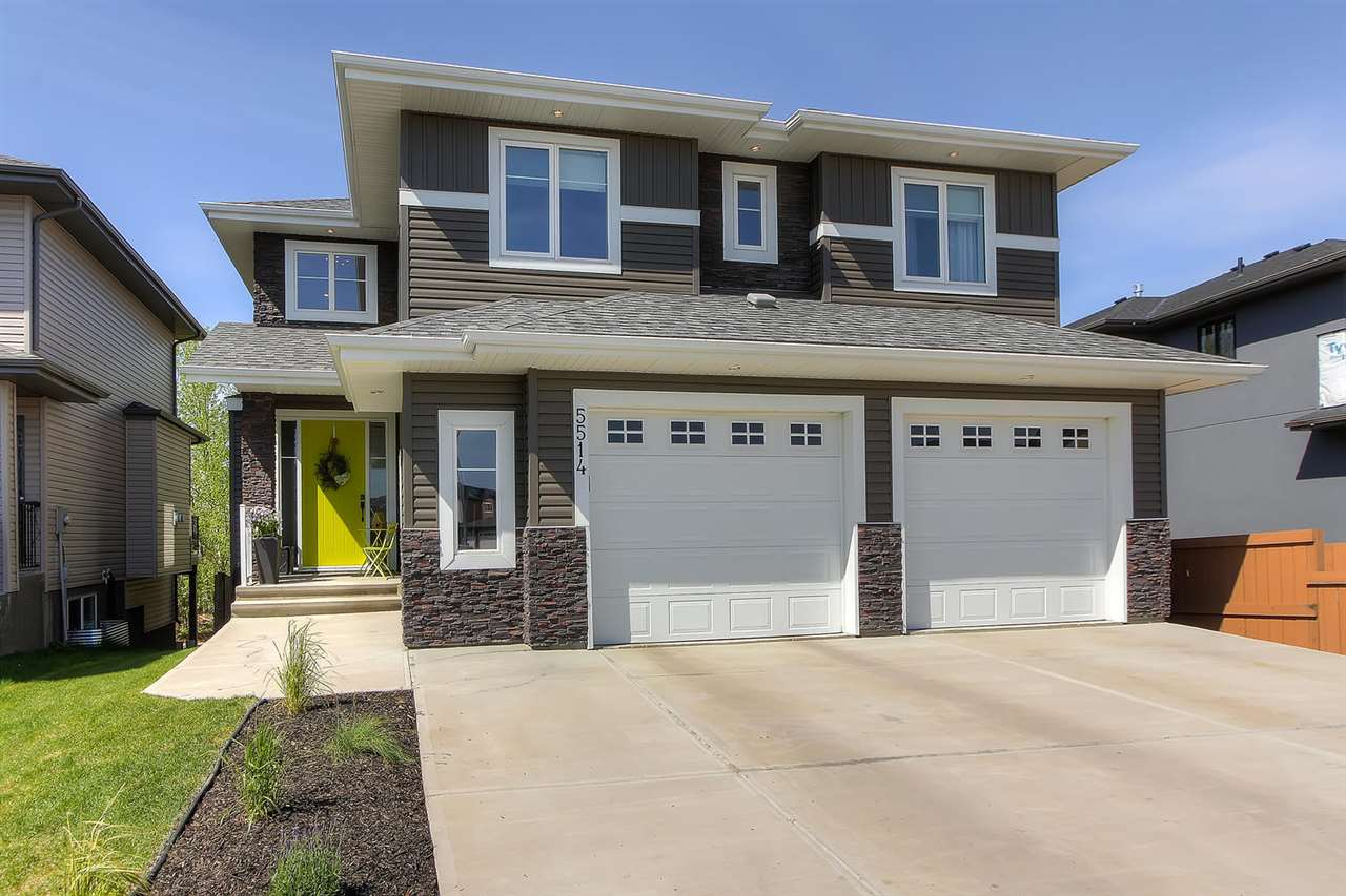 MLS® listing #E4158413 for sale located at 5514 64 Street