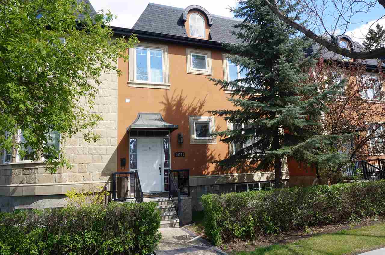 MLS® listing #E4158420 for sale located at 10141 144 Street
